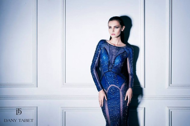 """Night in Moscow"" – Fall/Winter 2014/2015 Collection by Dany Tabet"