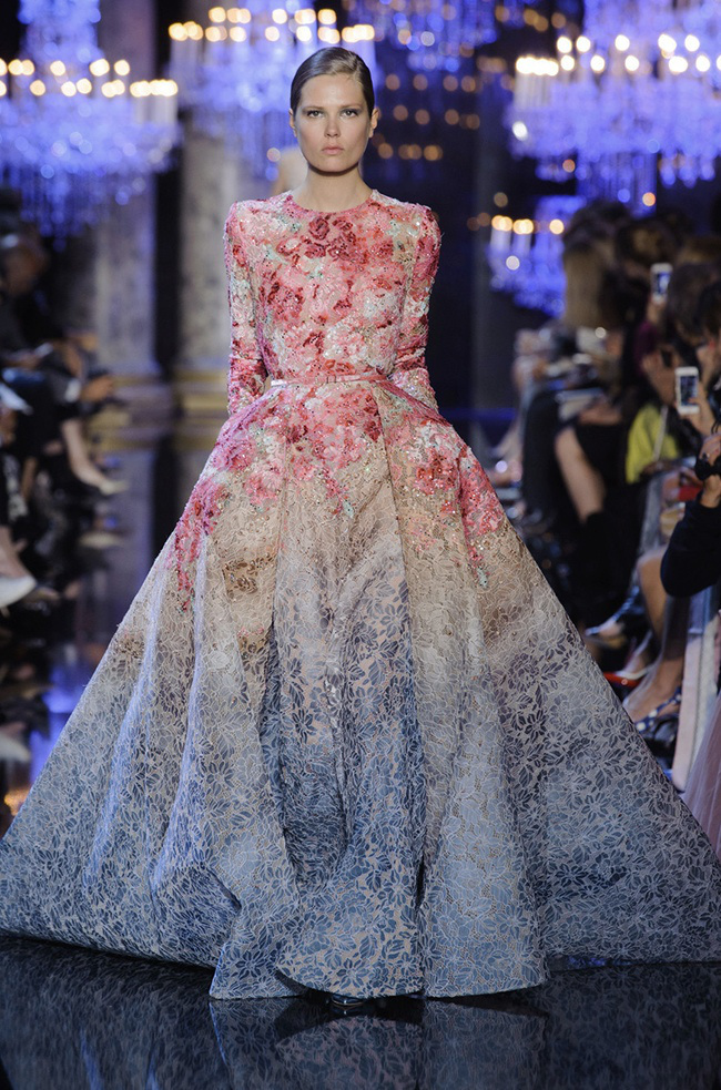 Elie Saab Fall 2014 Couture Collection
