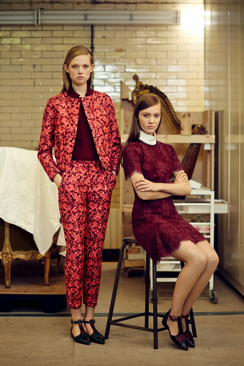 Erdem Pre-Fall Collection 2014