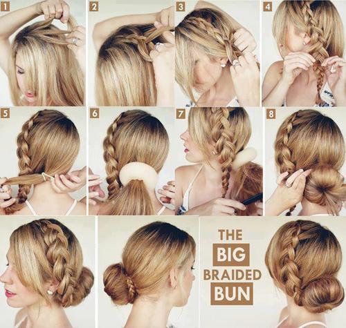 Magnificent Hair Tutorials for Summer Days