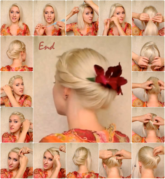 hairstyle_tutorial_Classy_Updo_with_Hair_Accessory