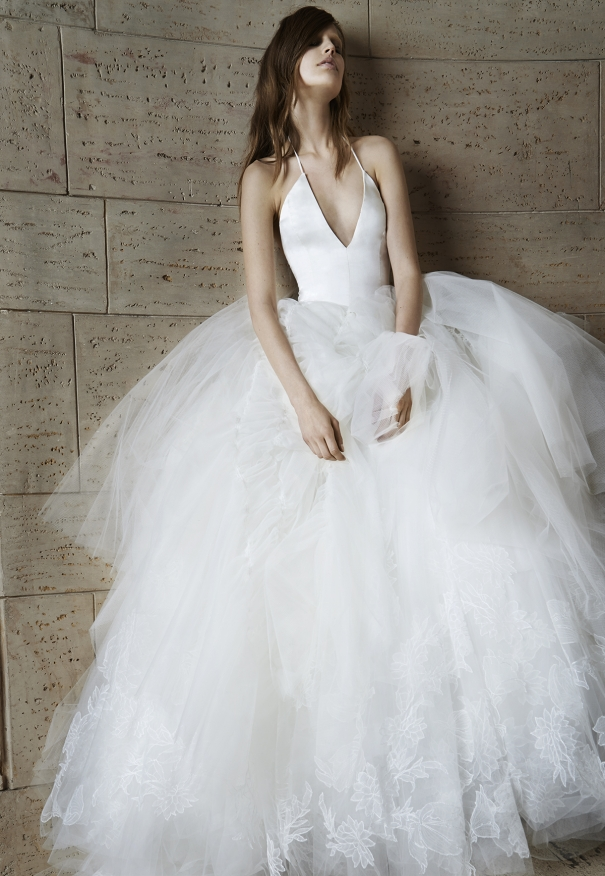 Vera Wang – Wedding Dress Collection Spring 2015