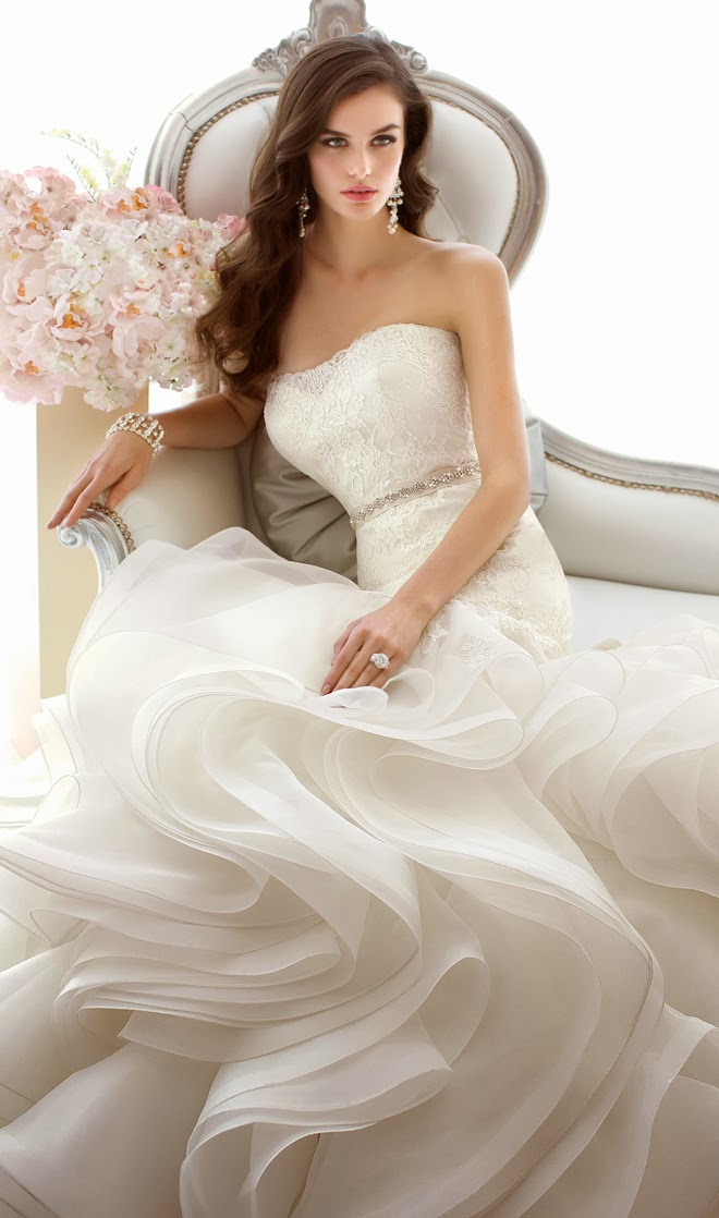 Essense of australia 2014 bridal collection for Essence australia wedding dresses