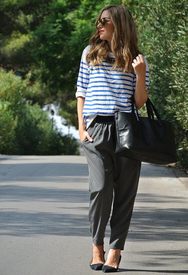 15 Extra Comfortable Street Style Outfits With Baggy Pants