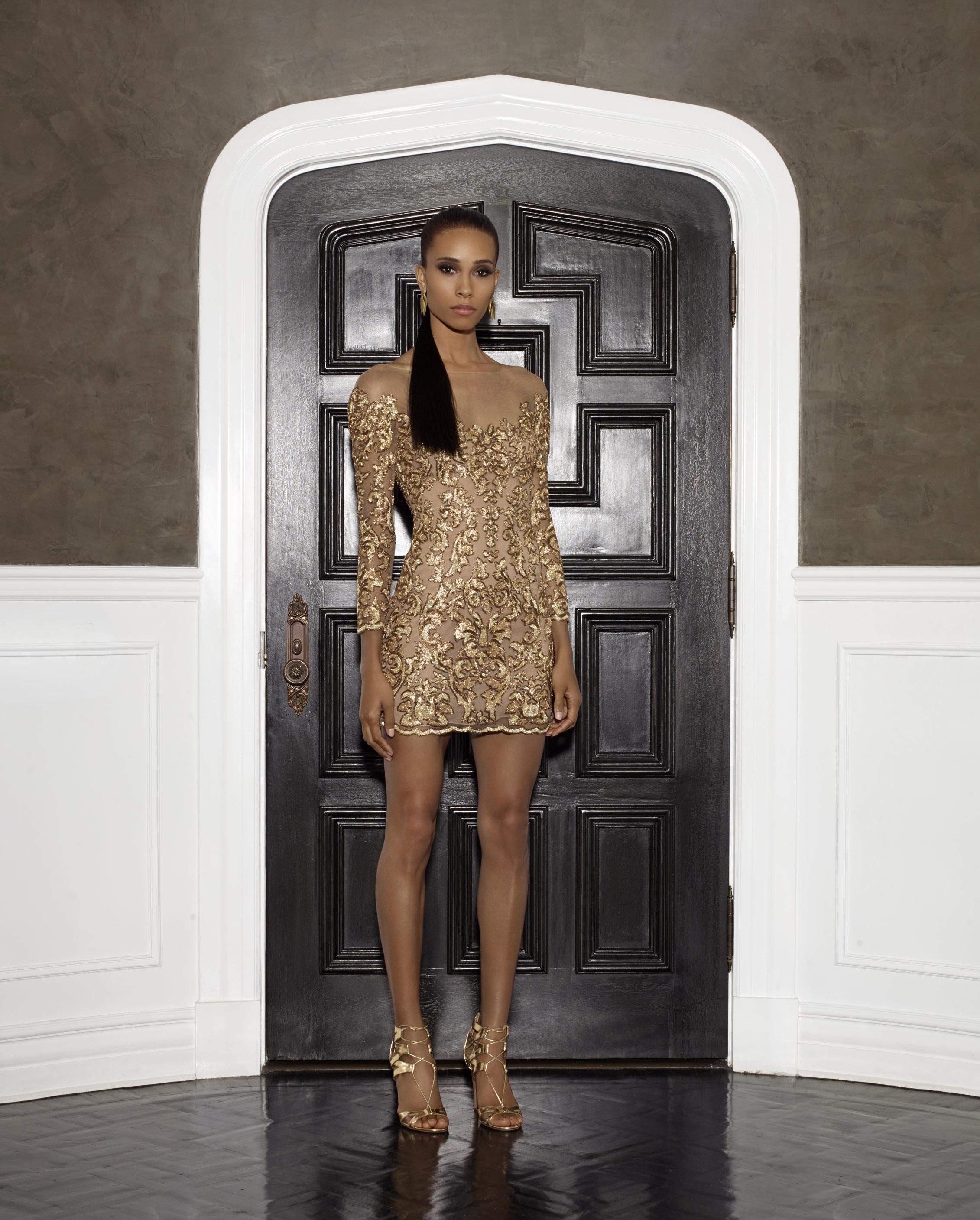 Fabulous Cocktail Dresses By Lorena Sarbu Resort 2015