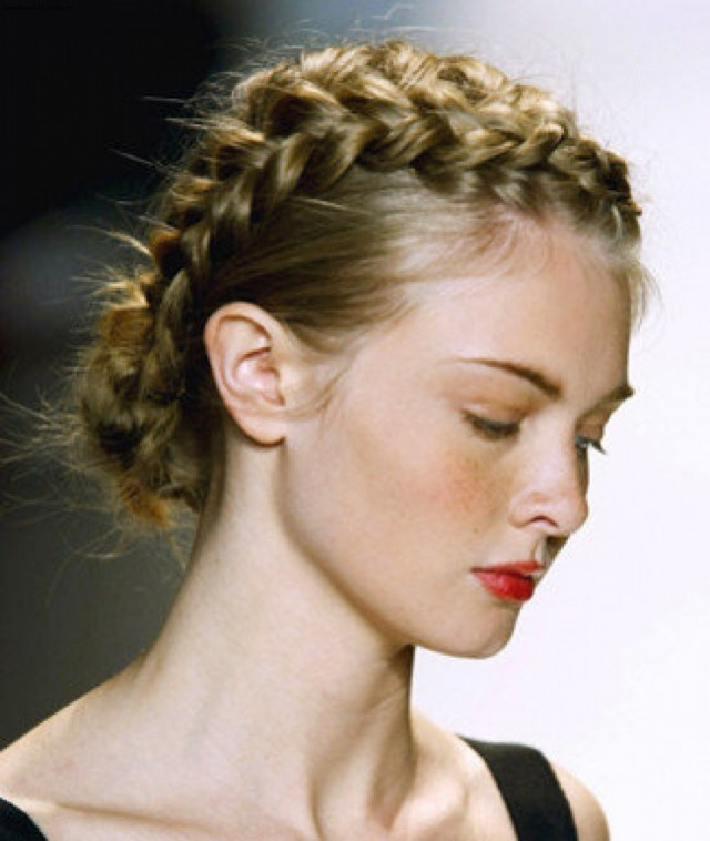 Wondrous 15 Gorgeous Braided Hairstyles Perfect For Greasy Bangs Hairstyle Inspiration Daily Dogsangcom