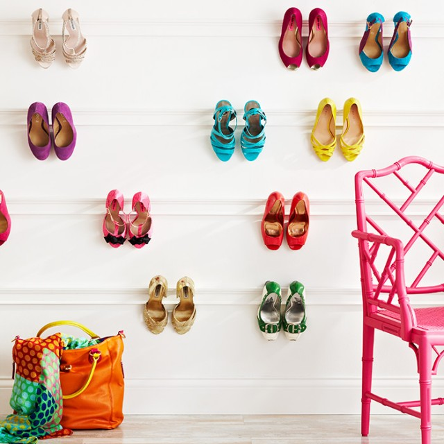 DIY-shoe - Storage