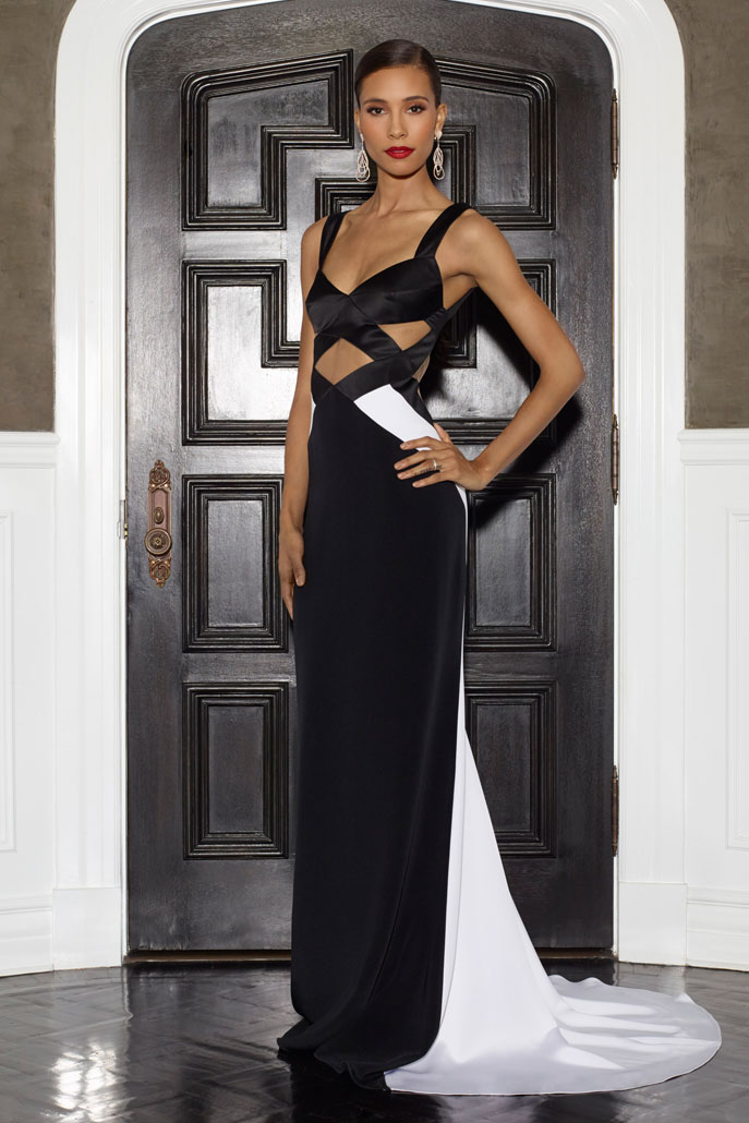 The 28 Stunning Dresses By Lorena Sarbu Fall 2014