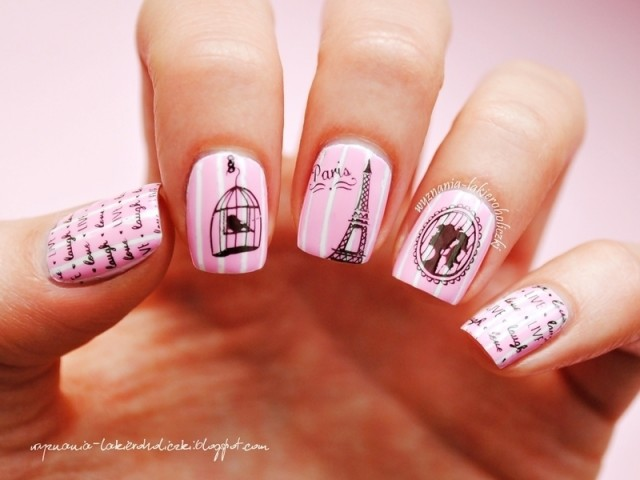 I_LOVE_PARIS_nails