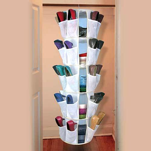 Spinning-close-shoe-organizer