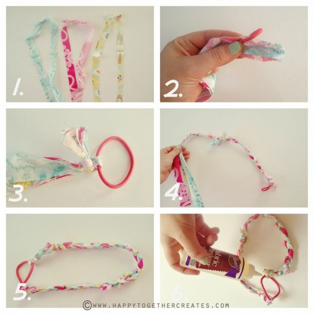 15 Cute And Easy To Make Diy Headbands