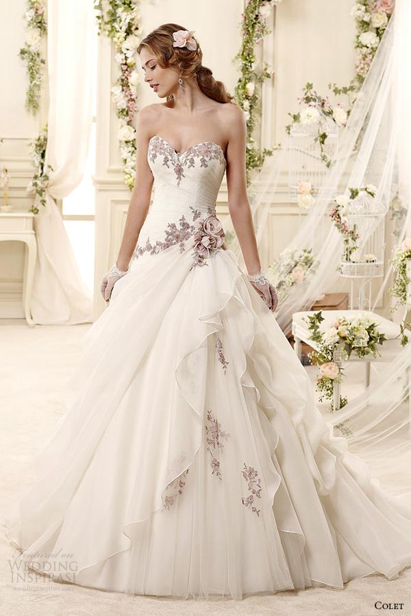 Wedding Dresses Lavender Color - Wedding Dresses In Jax