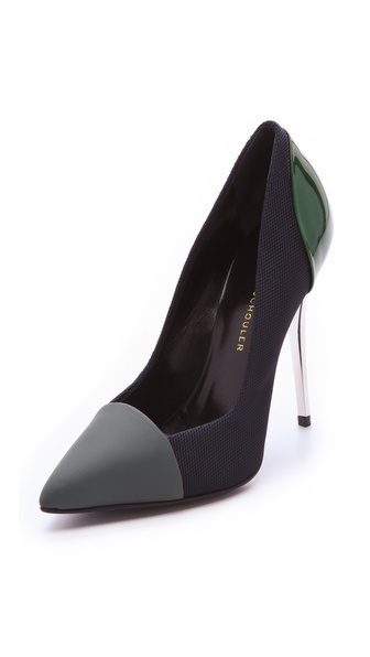 color block pumps (2)