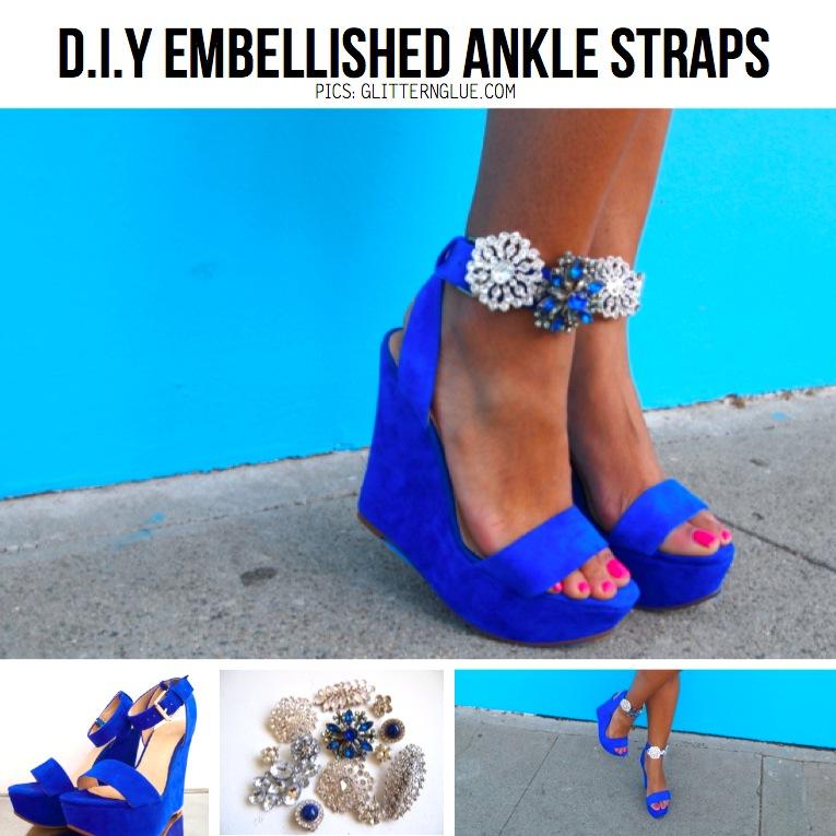 14 DIY Embellished Fashion Projects
