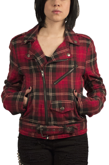 Flannel Jackets for Work and Play