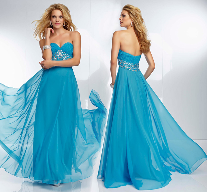 Prom dress collection 2014/15 at Sherry London UK