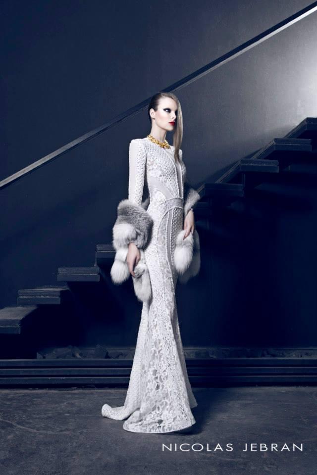 Couture Fall-Winter 2014/2015 by Nicolas Jebran