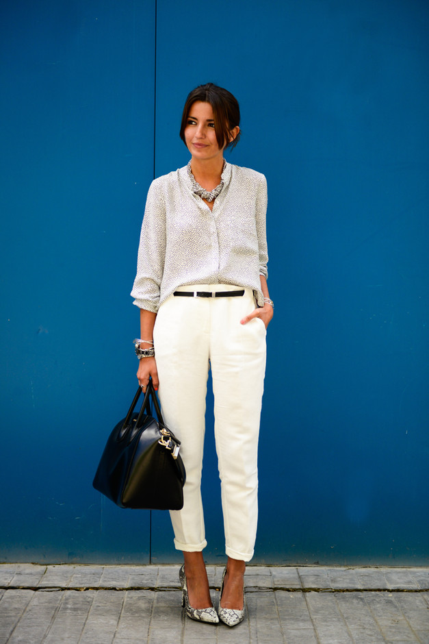 GET READY FOR WORK: 15 CLASSY WORKWEAR OUTFITS