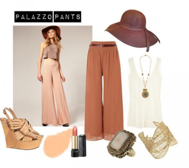 2019 year for women- How to palazzo wear pants polyvore