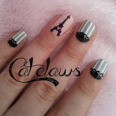 I Love Paris Nail Art Designs - Paris Nail Design Best Nail Designs 2018