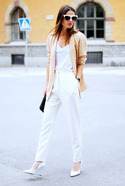 Get Ready For Work 15 Classy Workwear Outfits