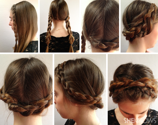 Creative Diy Cute Hair Styles Step By Step  LONG HAIRSTYLES