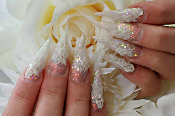 wedding nails (1)