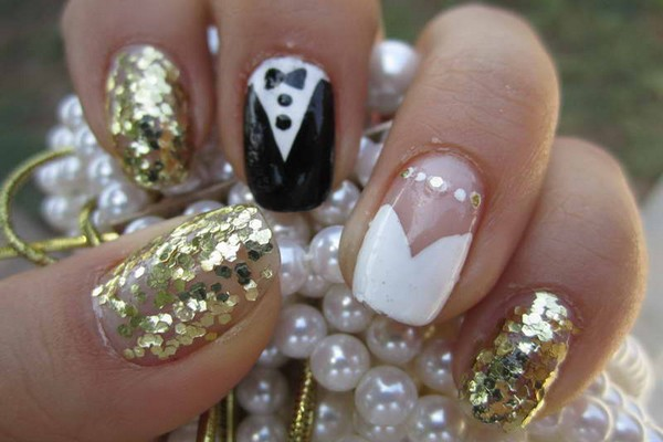 wedding nails (2)
