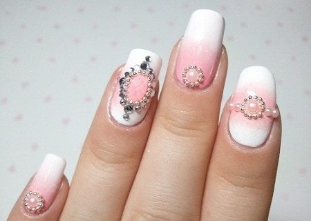 wedding nails (4)