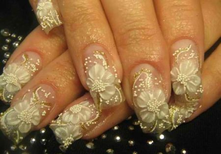 wedding nails (5)