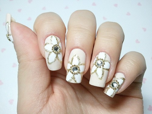 wedding-nails-designs
