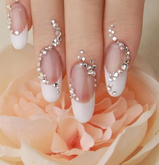 weddings-nails