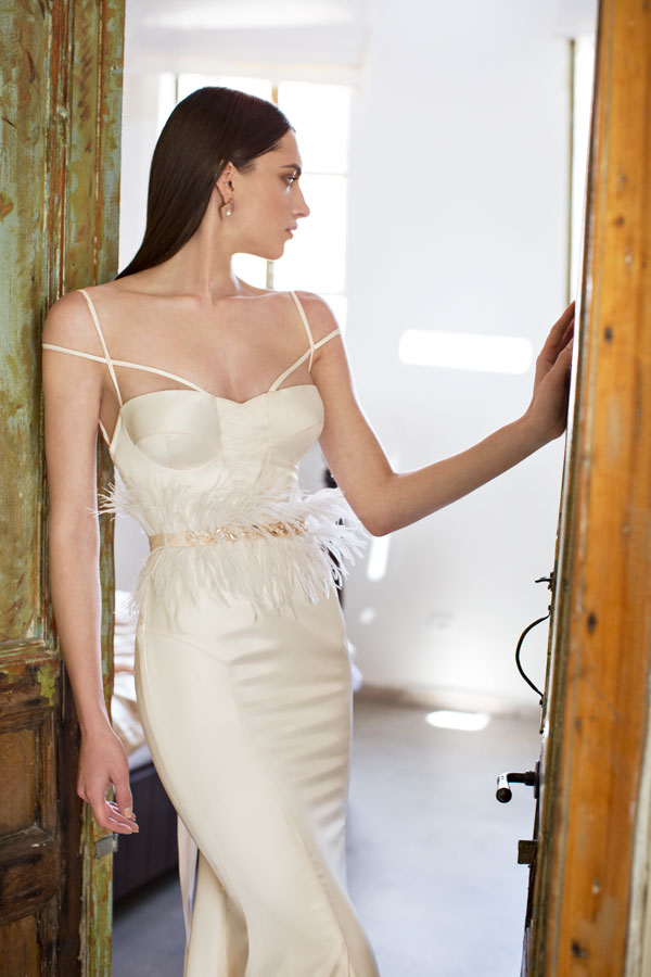23 Gorgeous Wedding Dresses By Meital Zano Hareli