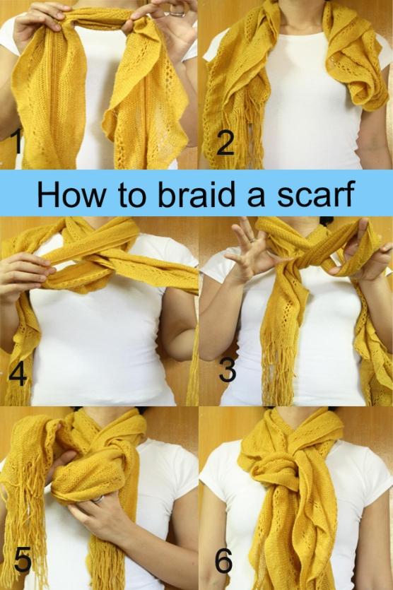5+Easy+Ways+to+Wear+a+Scarf5