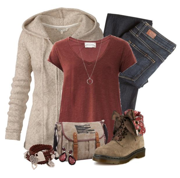Casual-Outfit-For-School-With-Suede-Boots