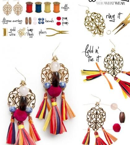 DIY-earring