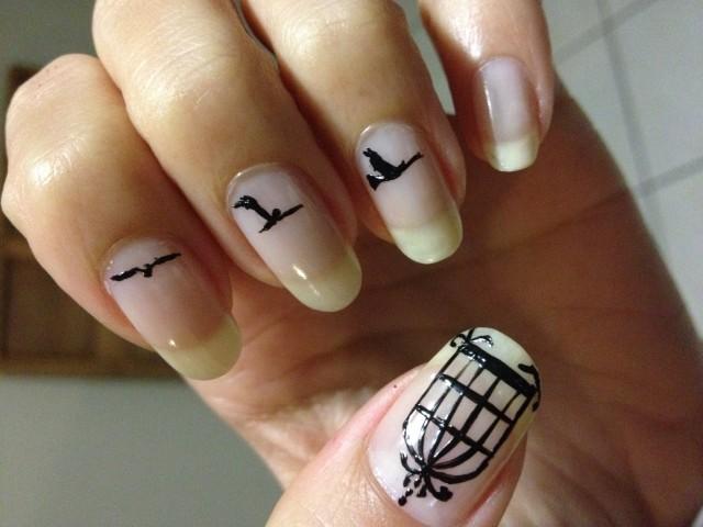 pretty nail designs