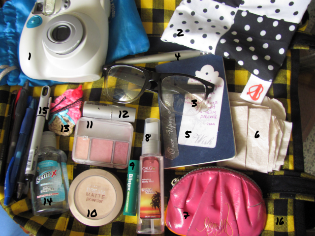 Guide to Organize Your Messy Purse