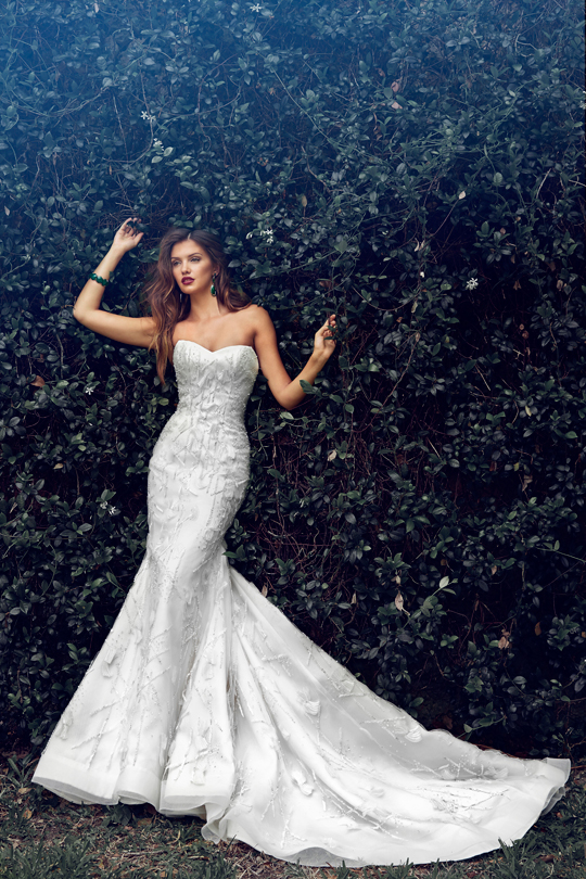 The Stunning Bridal Gowns By Jorge Manuel – Aviary 2015
