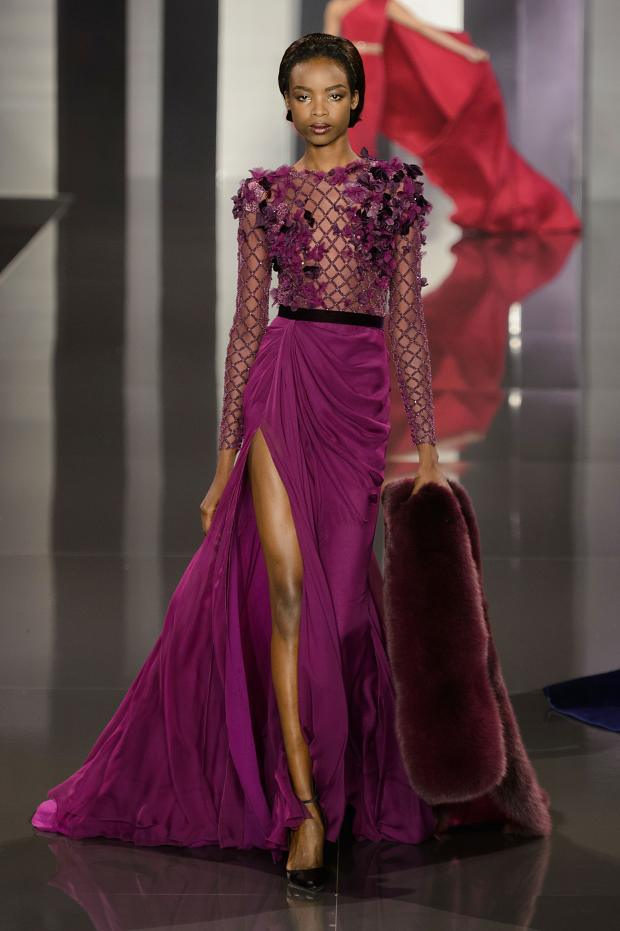 Ralph russo haute couture fall 2014 2015 for How to become a haute couture designer