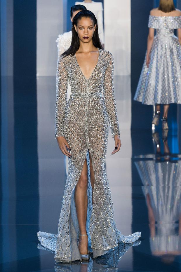 Ralph Amp Russo S Fall Winter 2014 2015 Haute Couture Collection