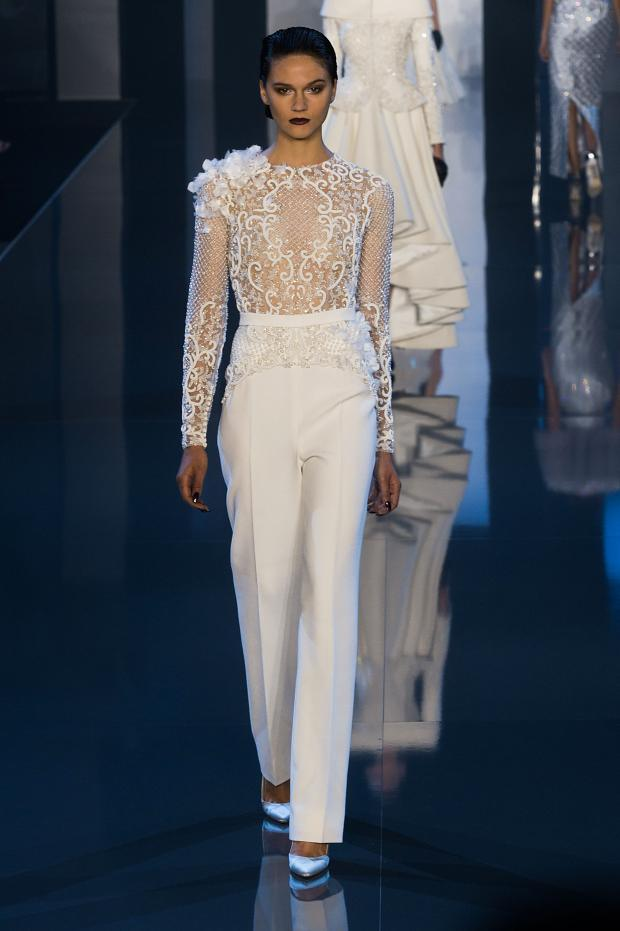 Ralph russo s fall winter 2014 2015 haute couture collection for Haute couture 2015