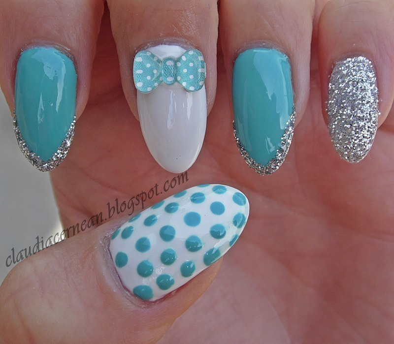 round tip nails. 17 Outstanding Oval Shape Nail Designs - Round Tip Nails Tag - Fashion Diva Design