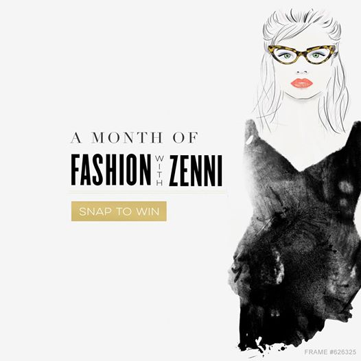 Show Your Cat-Eyes On The Catwalk. #ZenniFashion