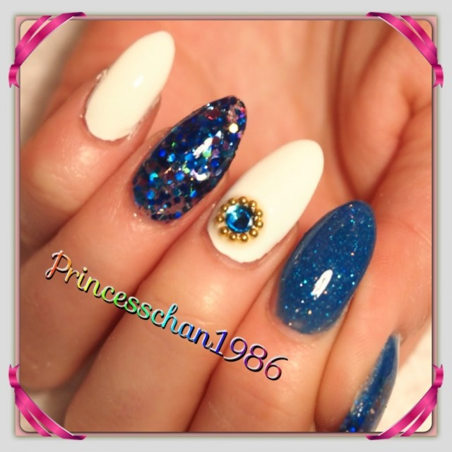 Oval Nails Design Tumblr 17 Outstanding Oval Sh...