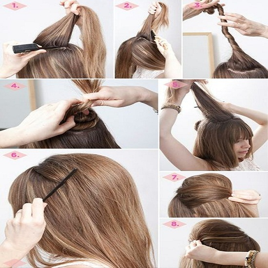 best-Quick-and-Simple-Hairstyle-Tutorial (7)