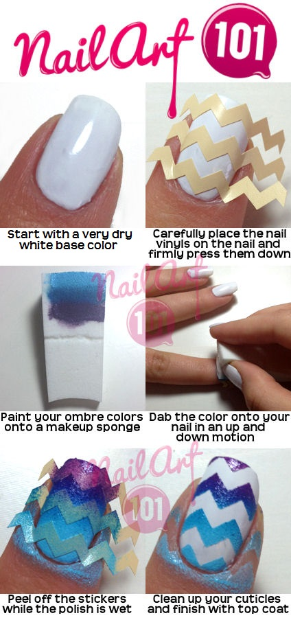 chevron-nails-tutorial