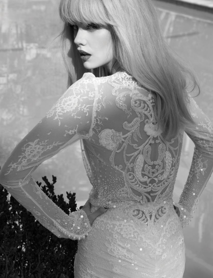 The Luxurious Inbal Dror Wedding Dresses 2014