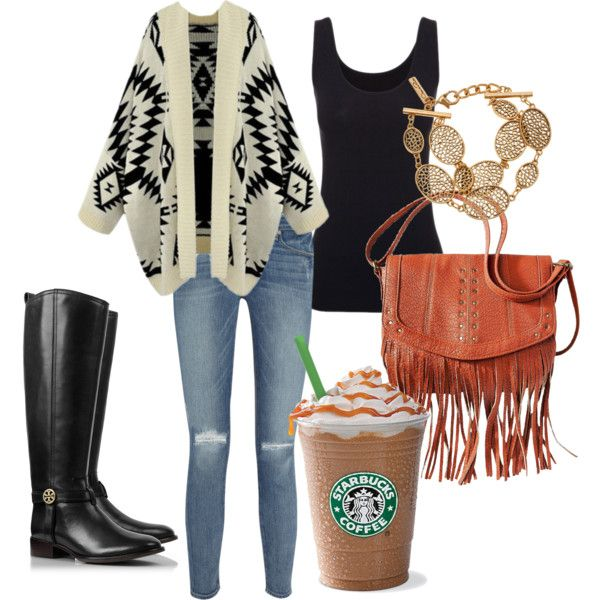 Christmas dress i want that trend - 15 Trendy Street Style Polyvore Combinations To Rock This Fall