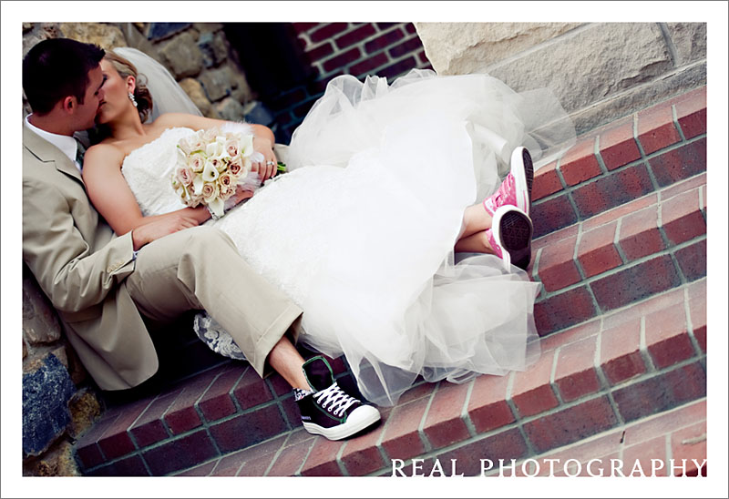 Why Do Brides Choose Converse For Their Weddings
